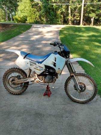 Photo Husqvarna TE 350 - $1,200 (Monticello)