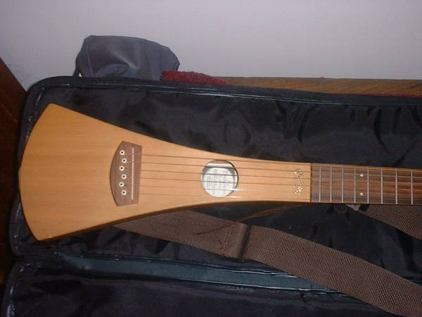 Photo Martin Backpacker Guitar - $150 (Royston)