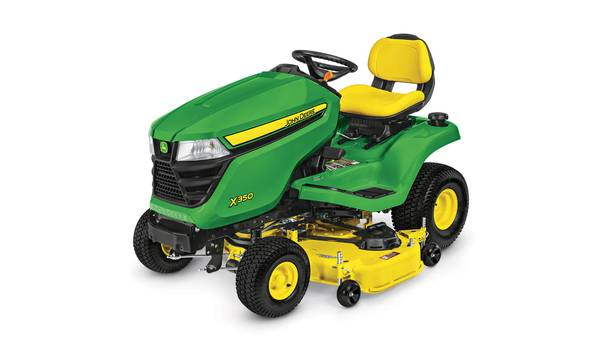 Photo New John Deere X350 Lawn Tractor - $3,699 (Athens)