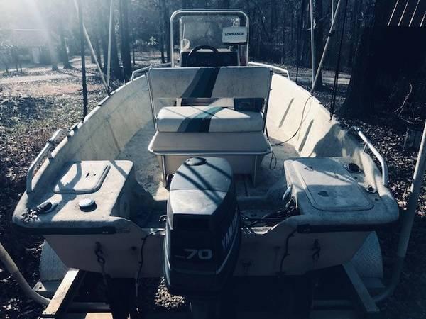 Photo Sea Chaser  Carolina Skiff 18.35 ft Boat - $8,500 (Elberton, Georgia 30635)