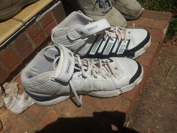 Photo Size 16 sport shoessneakers - $50 (Athend)