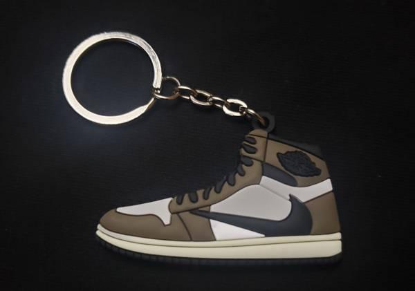 Photo Travis Scott Nike Air Jordan 1 Sneaker Keychain - $10 (Athens)