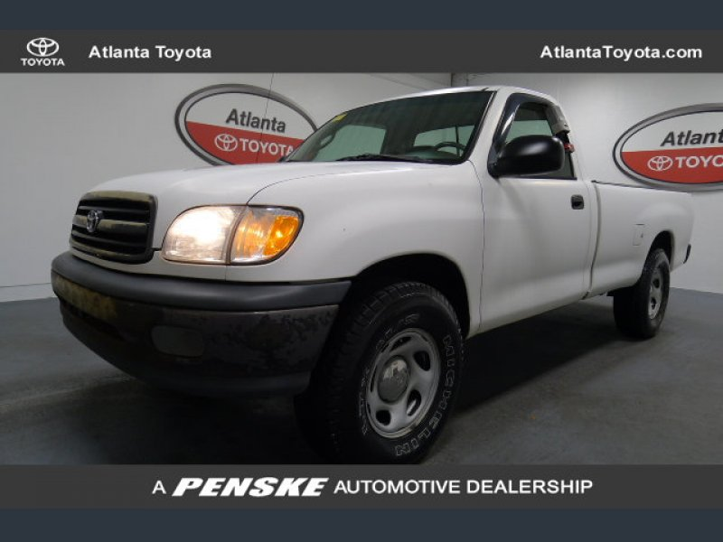 Photo Used 2001 Toyota Tundra 2WD Regular Cab for sale