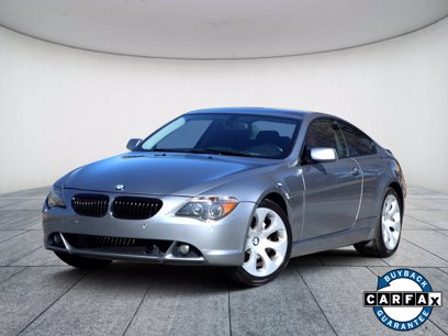Photo Used 2007 BMW 650i Coupe for sale