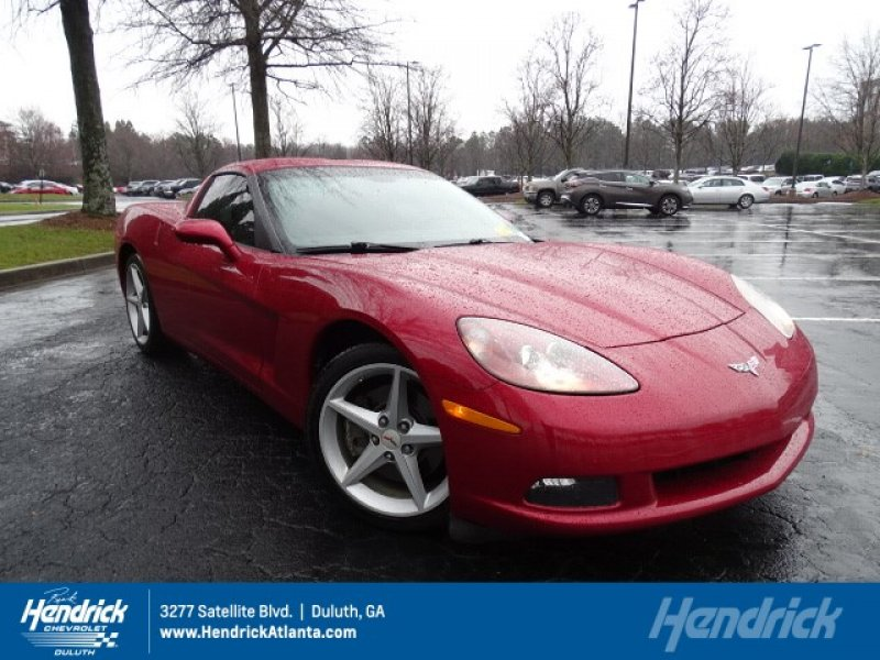 Photo Used 2013 Chevrolet Corvette Coupe for sale