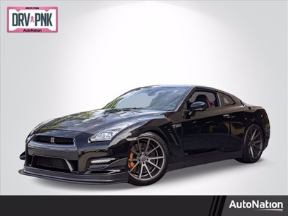 Photo Used 2013 Nissan GT-R Black Edition for sale