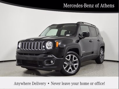 Photo Used 2017 Jeep Renegade FWD Latitude for sale