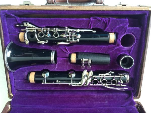 Photo Yamaha Clarinet - $350 (Watkinsville)