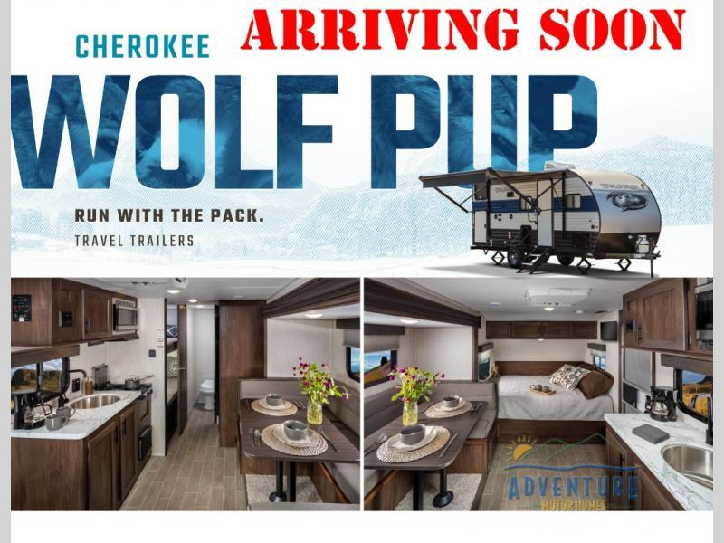 Photo 2021 Forest River Rv Cherokee Wolf Pup 17JG