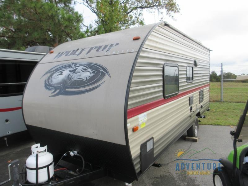 Photo 2019 Forest River Rv Cherokee Wolf Pup 16FQ $ 13995