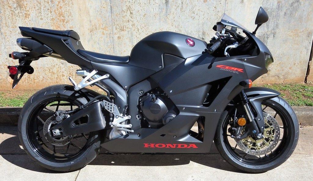 Photo 2020 Honda CBR600RR $10295