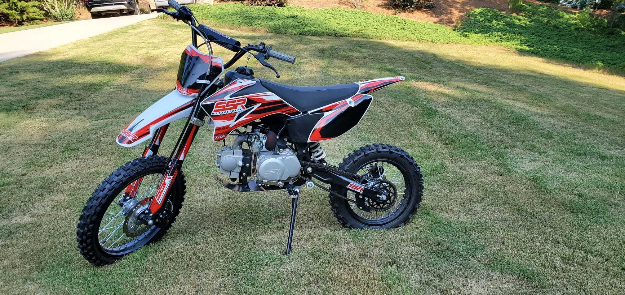 Photo Used 2020 Ssr Motorsports Dirt Bike Motorcycle  $1299