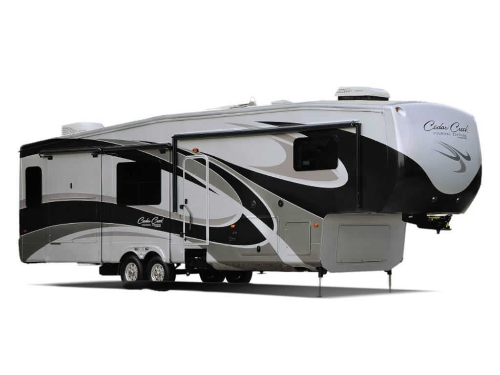 Photo Used 2015 Forest River Fifth Wheel RV  $49995