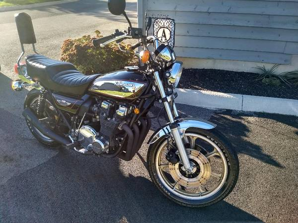 Photo 1980 Kawasaki Z1 Classic - $5,500 (Delaware)