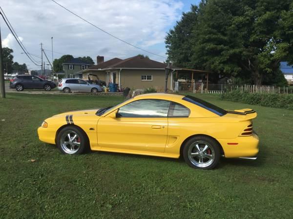 Photo 1995 mustang GT - $12,000 (Mason)
