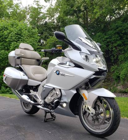Photo 2015 BMW K 1600 GTL Exclusive Low Miles 7k Serviced Clean Loaded - $17,980 (Columbus)