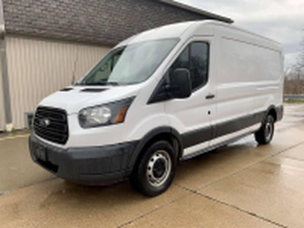 Photo 2015 Ford Transit T-250 Diesel CARGO VAN - $15,900 (Akron)