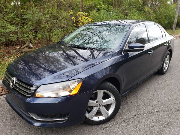 Photo 2015 VOLKSWAGEN PASSAT SE TSI WITH 49K FOR SALE - $9,999 (COLUMBUS OH)