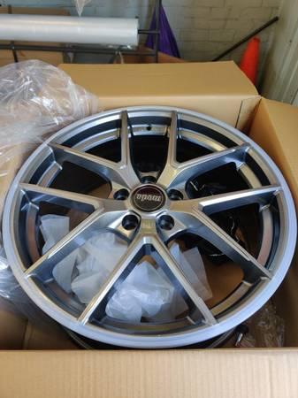 Photo 22535R19 45 (5x114.3) Moda27 wheels with Firestone firehawk Indy 500 - $1,200 (Reynoldsburg)