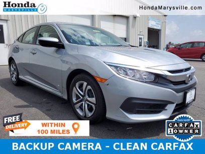 Photo Certified 2017 Honda Civic LX for sale