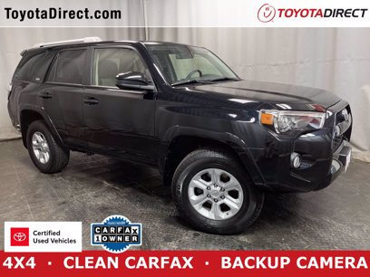 Photo Certified 2017 Toyota 4Runner 4WD SR5 for sale