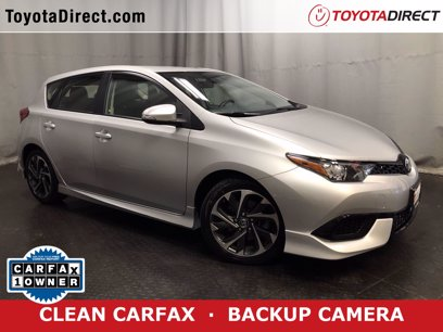 Photo Certified 2017 Toyota Corolla iM for sale