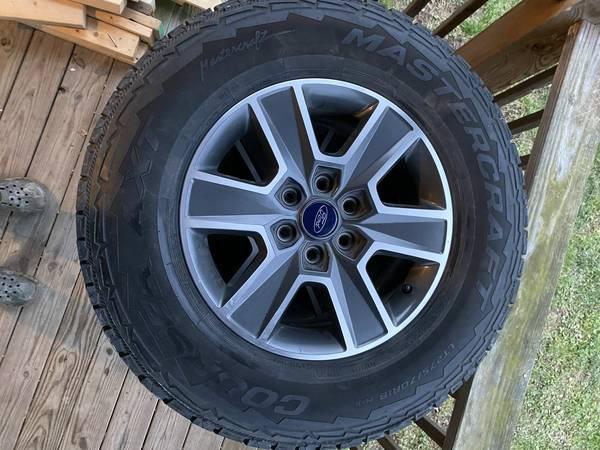 Photo Ford F150 Stock Wheels - $500 (MASON)