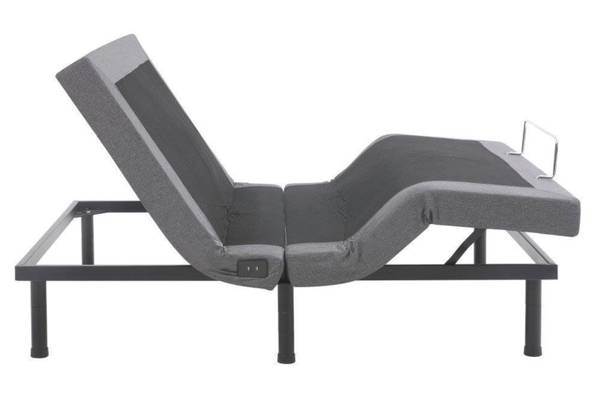 Photo King Adjustable Bed w Remote Massage  More-Brand new in Box - $500 (Worthington)