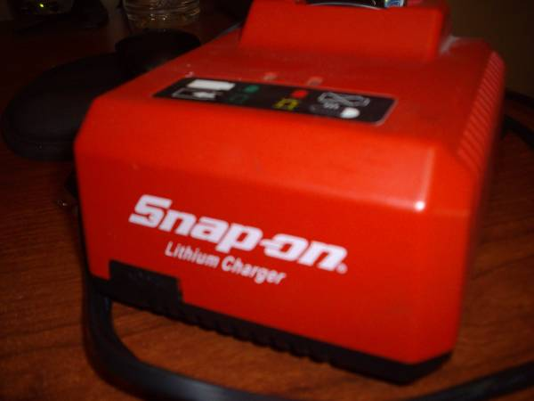 Photo Snap-On CTC720 Charger - $75 (Delaware)