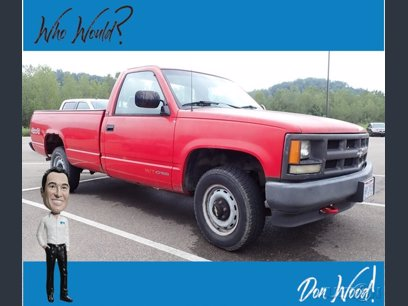 Photo Used 1992 Chevrolet Silverado 1500 4x4 Regular Cab for sale