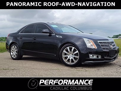 Photo Used 2008 Cadillac CTS 3.6 AWD w Seating Package for sale