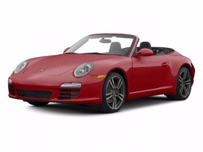 Photo Used 2010 Porsche 911 Cabriolet for sale