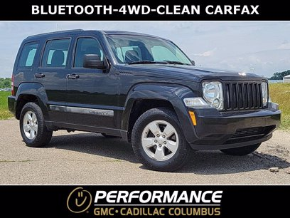 Photo Used 2011 Jeep Liberty 4WD Sport for sale