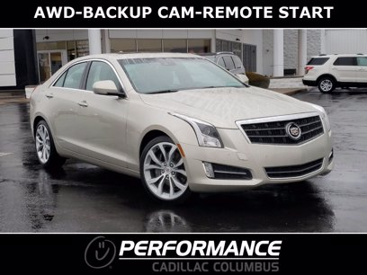 Photo Used 2013 Cadillac ATS 3.6 Performance AWD Sedan for sale