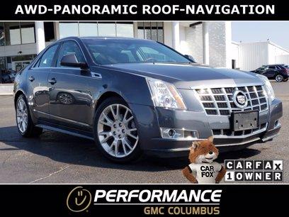 Photo Used 2013 Cadillac CTS Premium AWD Sedan for sale