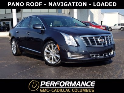 Photo Used 2013 Cadillac XTS Luxury for sale