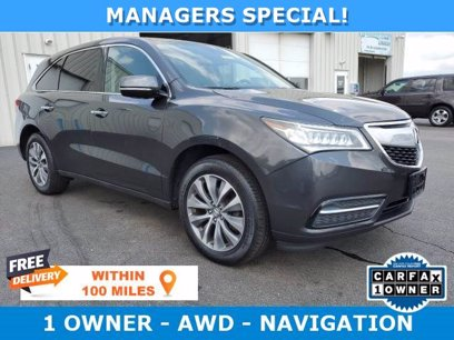 Photo Used 2014 Acura MDX SH-AWD for sale