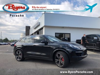 Photo Used 2014 Porsche Cayenne Turbo for sale