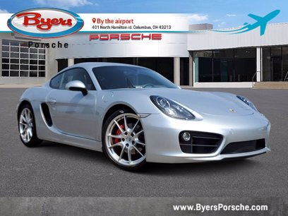 Photo Used 2014 Porsche Cayman S for sale