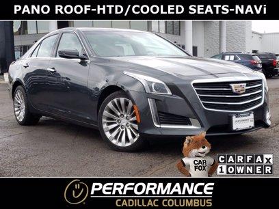 Photo Used 2015 Cadillac CTS Luxury AWD Sedan for sale