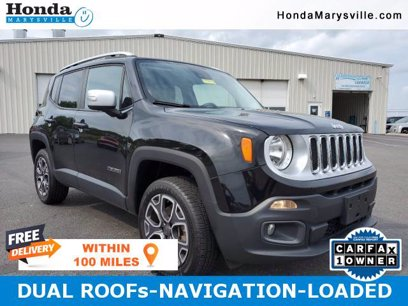 Photo Used 2015 Jeep Renegade Limited for sale