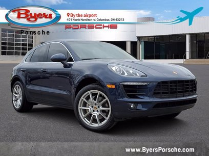 Photo Used 2015 Porsche Macan S for sale