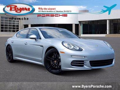 Photo Used 2015 Porsche Panamera 4S Executive for sale