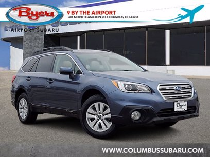 Photo Used 2015 Subaru Outback 2.5i Premium for sale