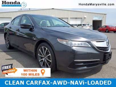Photo Used 2016 Acura TLX V6 SH-AWD w Technology Pkg for sale