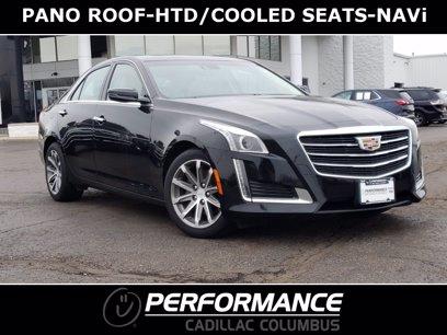 Photo Used 2016 Cadillac CTS Luxury AWD Sedan for sale