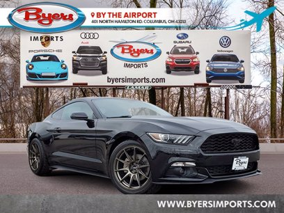 Photo Used 2016 Ford Mustang Coupe for sale