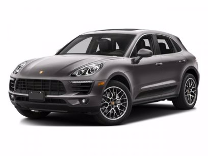 Photo Used 2016 Porsche Macan Turbo for sale