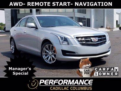 Photo Used 2017 Cadillac ATS 2.0T Luxury AWD Sedan for sale