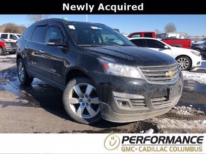 Photo Used 2017 Chevrolet Traverse AWD Premier for sale